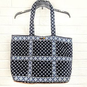 Nantucket Navy Extra Large Tote